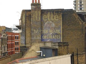 Gillette Razor & Blades, Spitalfields