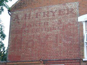 Hovis, AH Fryer, Hornsey